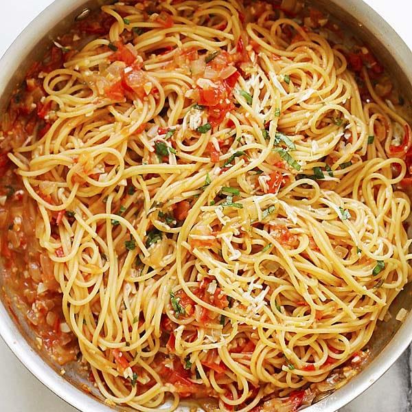 Pasta recipes - one pot pasta